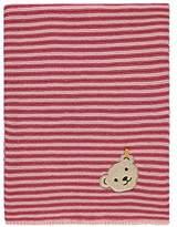 Steiff Girl's Decke Strick Sleeping Bag