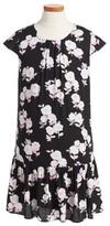 Kate Spade Toddler Girl's Floral Dress