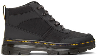 Dr. Martens Black Bonny Tech Extra Tough Boots