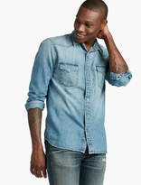 Lucky Brand Denim Western Shirt