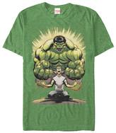 Fifth Sun Men's Tee Shirts KEL - The Incredible Hulk Shreds Tee - Men