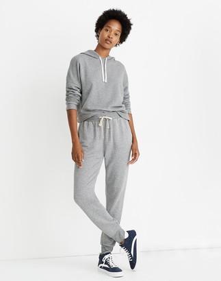 Madewell Trouser Sweatpants
