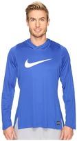 Nike Dry Elite Long Sleeve Basketball Top