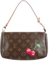 Louis Vuitton Monogram Cerises Pochette Accessories