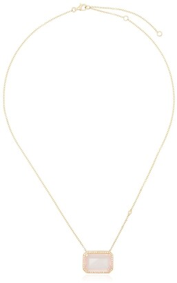 Shay 18kt Yellow Gold Diamond Statement Necklace