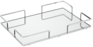 Home Details Modern Square Vanity Mirror Tray