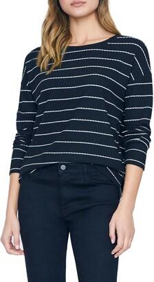 Sanctuary Lina Waffle Knit Tunic Top