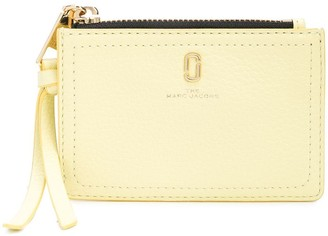 Marc Jacobs The Softshot top zip multi wallet