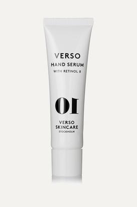 VERSO Hand Serum 10, 30ml - one size