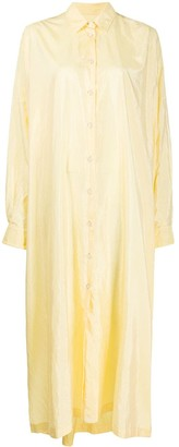 Jil Sander Packaway Shirt Dress
