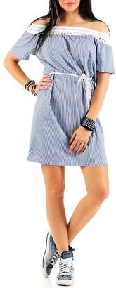 Vero Moda Women's Laura Off Shoulder Dress