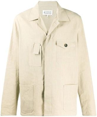 Maison Margiela Multi-Pocket Shirt Jacket