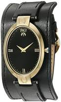 Jivago Women's 'Good luck' Swiss Quartz Stainless Steel Casual Watch (Model: JV1835)