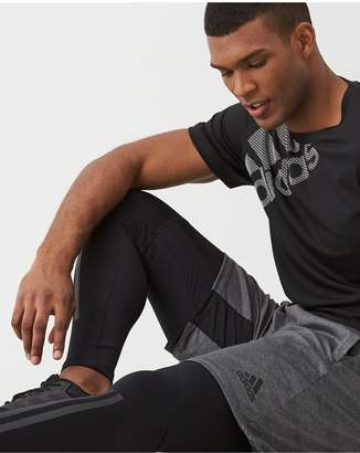 adidas Warm 3S Tights - Black