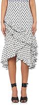 Altuzarra Women's Tucson Ruffle Silk Skirt