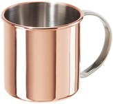 Oggi Moscow Mule Mug - Copper-Plated Stainless, 16 fl.oz.
