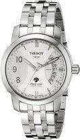 Tissot Men's T0144211103700 PRC 200 AutoQuartz Stainless-Steel Dial Watch