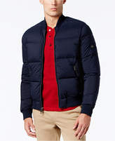 Michael Kors Men's Stitchless Stretch Quilted Puffer Coat