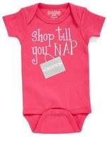 Nordstrom Sara Kety Baby & Kids 'Shop Til You Nap Nordstrom' Bodysuit (Baby Girls) (Online Only)