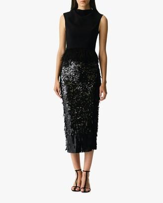Rachel Gilbert Max Midi Skirt