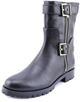 AERIN Lacy Women Round Toe Leather Mid Calf Boot.
