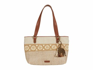 Sakroots Women's Ellis Satchel Bag