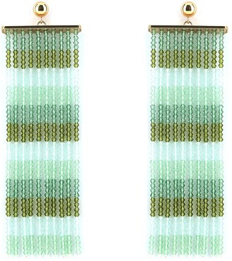 Jacquemus Les Rideaux Beaded Earrings