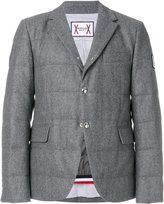 Moncler Gamme Bleu buttoned blazer