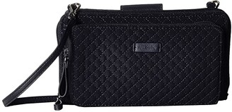 Vera Bradley Deluxe All Together Crossbody (Classic Navy) Cross Body Handbags
