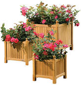 Oxford Garden Colada Planter 3-PC Set