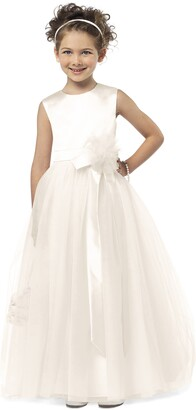 Dessy Collection Flower Girl Dress