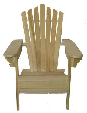 Adirondack Solid Wood Chair Beecham Swings