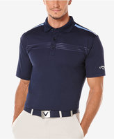 Callaway Men's Performance Embossed Golf Polo