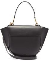 Wandler Hortensia Medium Leather Cross-body Bag - Womens - Black