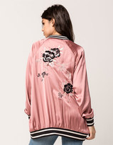 Billabong Two Way Street Womens Bomber Jacket