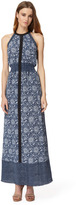 Rebecca Taylor Star Flower Gown
