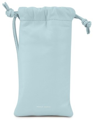 Mansur Gavriel Pillow neck pouch