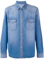 Ami Alexandre Mattiussi denim shirt - men - Cotton - M