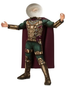 BuySeasons Spider-Man: Far From Home Big Boy Mysterio Deluxe Costume