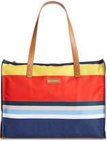 Giani Bernini Nylon Foldable Packable Tote, Created for Macy's
