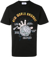 Joyrich New World T-shirt - men - Cotton - S