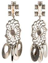Dannijo Crystal Chandelier Earrings