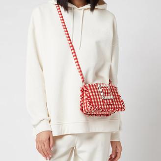 Shrimps Women's Charles Shoulder Bag - Red/Cream