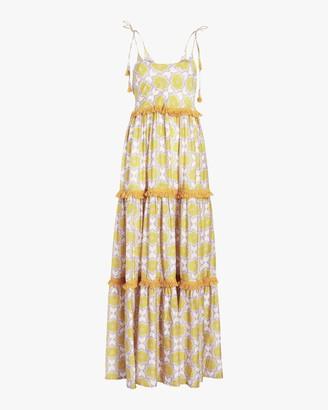 Wanderlust Tiered Maxi Dress