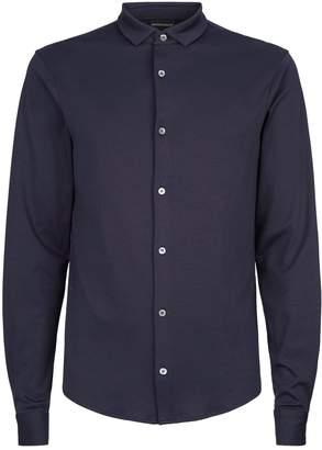 Emporio Armani Slim Cotton Shirt