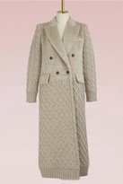 Max Mara Alda wool and cashmere coat