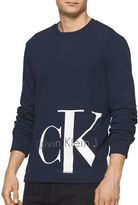 Calvin Klein Jeans Long Sleeve Knitted Tee