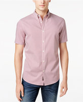 Michael Kors Men's Jerard Geo Short-Sleeve Shirt