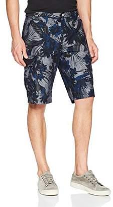 Armani Exchange A|X Men's Tropical Print Shorts