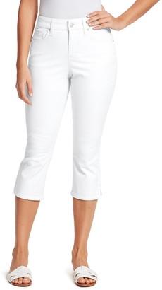 Gloria Vanderbilt Women's Comfort Curvy Capri Jeans
